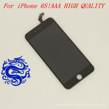 "Pantalla táctil LCD Digitalizar Asamblea para iPhone 6s 4.7 ""Mejor calidad, Teléfono celular LCD para iPhone 6s Pantalla LCD"
