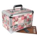 профессиональные алюминиевые ювелирные изделия коробки makeupcase