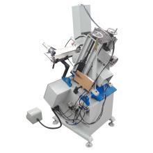 PVC profile double head water slot milling machine