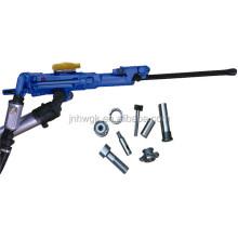 Pneumatic mining air leg rock drill YT29A for air compressor