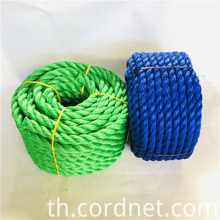 Pe Rope Mixed Color 4