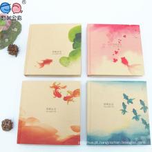 Caderno de capa dura em papel quadrado Eco-Friendly em estoque (NP-Y-A0012)