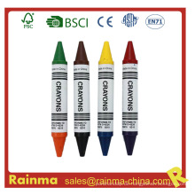 Jumbo Crayon mit doppelter Spitze Farbe
