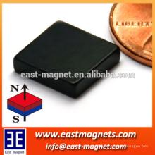 """N42 Rechteck Neodym Magnet 3 / 8x3 / 8x1 / 8 """"Seltene Erden Epoxy beschichtet"""
