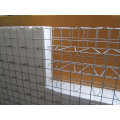 200 and 200mm 3D Welded Wire Mesh Panel Factory
