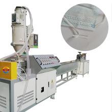 Plastic PP/PE Raw Material Nose Briage Pad Bar/Strip Machine Factory