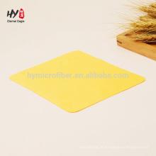 pano de limpeza confortável colorido do microfiber