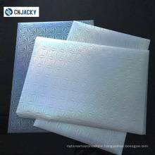 Wuhan Factory Production of Color Coated Holographic Film PET Film