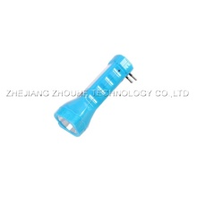 1W+12LED light rechargeable torch