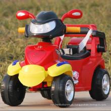 Romote Control Baby / Kids Motocicleta Elétrica com Quatro Rodas