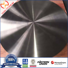 Titanium disc polished surface Dia350×30mm
