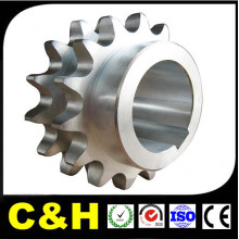 Partie d'usinage CNC mécanique en métal de haute précision