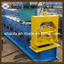 Machine de formage de capuchon de toit en acier de couleur (AF-R312)