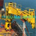 Equipamento de guindaste de elevação de lança telescópica Hs Port