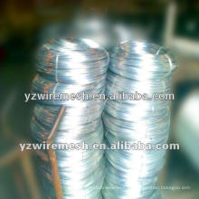 Fio de ferro galvanizado elétrico de baixo carbono
