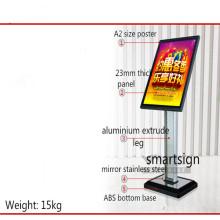 Acrylics Freestanding Poster Holder A2