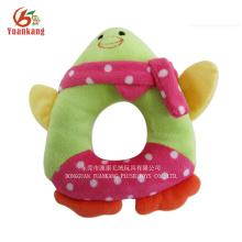 Brinquedo de som de bebê de pelúcia jolly personalizado bonito