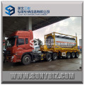20FT Corrosive Liquid Chemical Tank Container
