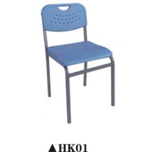 Chaise d'attente de vente chaude Chaise de bureau en plastique