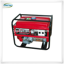 Silent Top Quality Spare Parts Gasoline Generator Competitive Price China BELTEN Brand