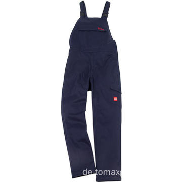 FR Trägerhose Winter Work Overalls