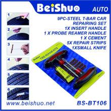 Инструмент для ремонта шин для грузовых автомобилей и мотоциклов