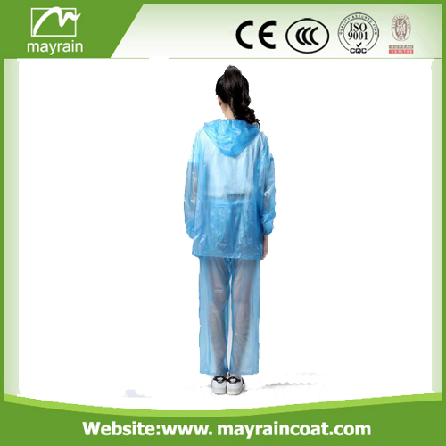 Breathable PVC Rain Suit