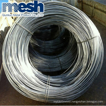 Factory Low Price Hot Dipped Galvanized Steel Iron Wire
