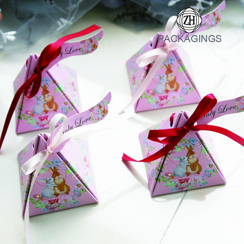 Wedding Favors Box Candy Packaging Gift Boxes