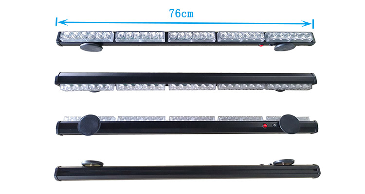 1.3kg led emergency light bar
