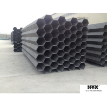 FRP Wet Electrostatic Precipitator Tube or Pipe