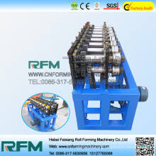 FX steel sheet roof ridge cold roll forming machine gold supplier