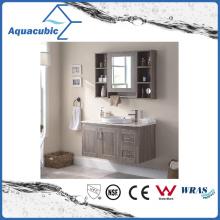 Contraplacado Móveis De Banheiro Vanity Em Carvalho (ACF8902)