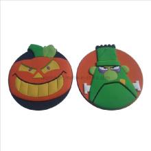 Cartoon Soft PVC 3D Coaster in Creative Design (Coaster-24)