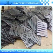 Stainless Steel Punching Hole Mesh with SGS Report