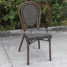 TC- (4) Silla moderna de la tela del teslin / silla que cena del textil