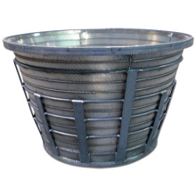 Profile Wire Screens Used in Mining and Mineral Processing