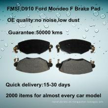 OE calidad Ford Mondeo delantero disco de freno de disco D910