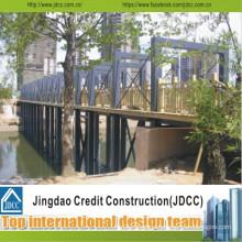 Steel Structure Bridge Section Steel