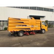 Camión 4x2 Dongfeng Road Clean / Barredora / Diesel Sweeper