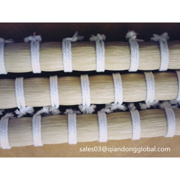 White Stallion Horse Tail Hair for Sale