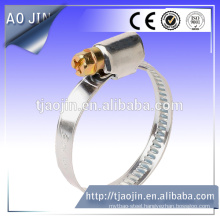 zinc-plated pipe clip