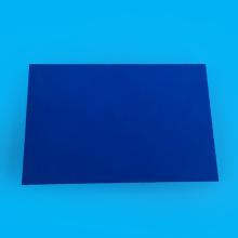 Темно-синий лучшие продажи лист ПВХ с EXW