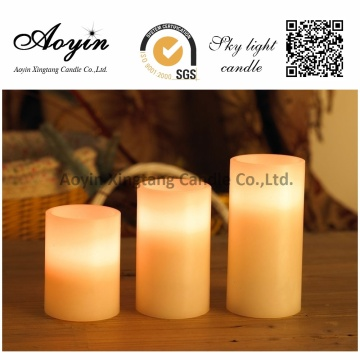 Lilin Jenis Gelombang LED Lengan LED Rechargable