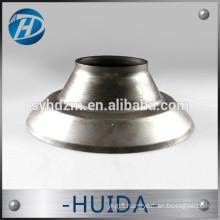 OEM ODM metal spinning product horn hood