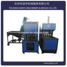 Prix de la machine à mouler par soufflage semi-automatique Tai Zhou 4 cavité PET avec chargement automatique