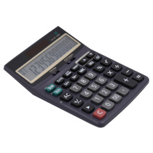 12 digits tax calculator with 120 steps check functions