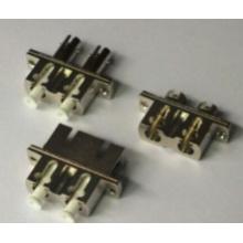 LC-FC/St/Sc Duplex Metal Hybrit Fiber Optical Adapter
