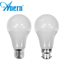 Anern best brightness E27 B22 3w 5w SMD 2835 led bulb light