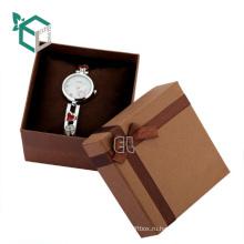 лучшая цена на бумажные часы коробки для часов tissot